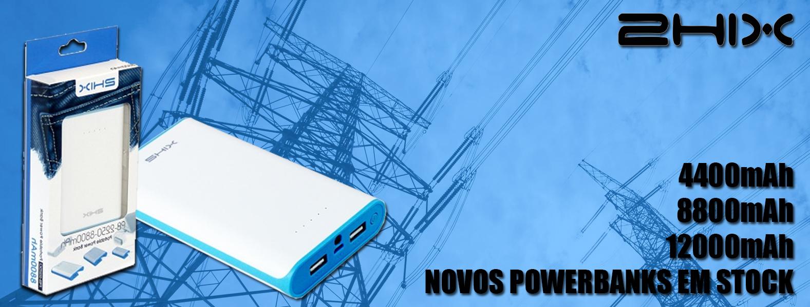 Powerbank 2HIX